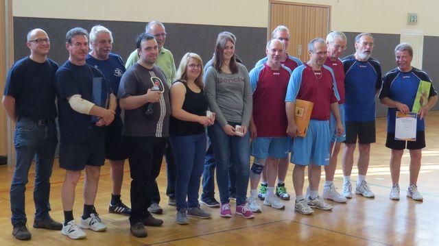 Teilnehmer Turnier 2014